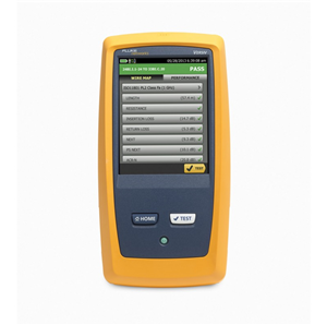 DSX-8000 CableAnalyzer - Versiv Main & Remote unit 2GHz, Permanent Link adapters Cat 6A